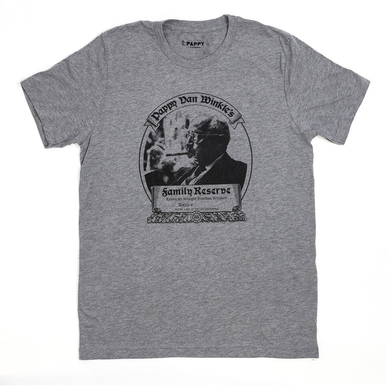 Pappy Van Winkle 23 Year Label T-Shirt