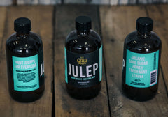 Gents Julep Syrup - Bourbon Outfitters