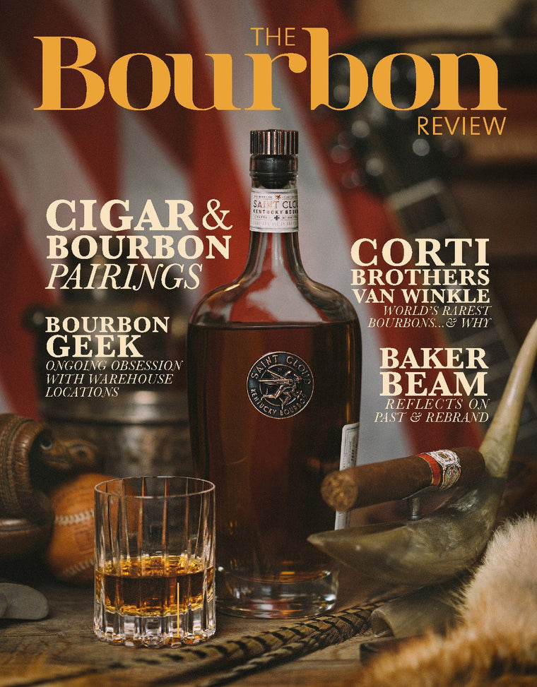 The Bourbon Review Magazine - Issue 101 - Spring 2020