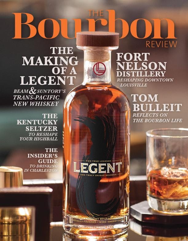 The Bourbon Review Magazine - Issue 84 - Bourbon Outfitter