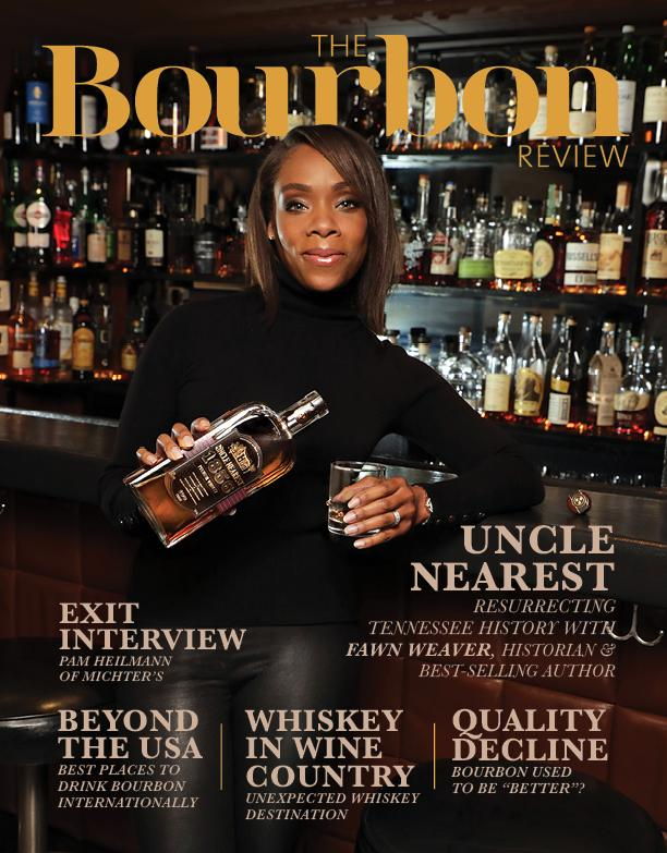The Bourbon Review Magazine - Issue 91