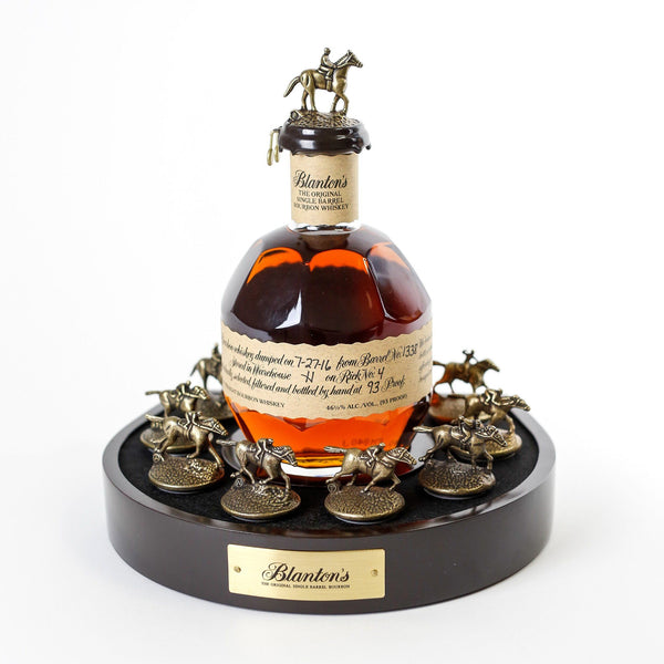 "Blanton's ""Bottle & Stopper"" Display (Display Only) - Bourbon Outfitter"