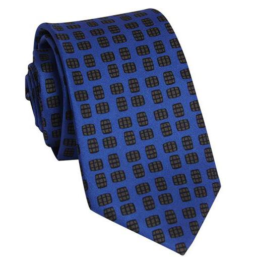 Barrel Aged Necktie, Royal Blue - Bourbon Outfitter