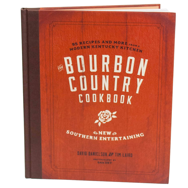 The Bourbon Country Cookbook - Bourbon Outfitter
