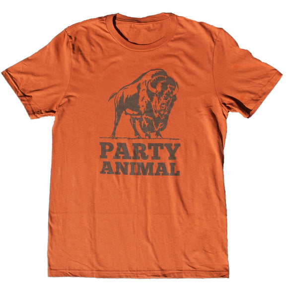 Buffalo Trace Party Animal T-Shirt - Bourbon Outfitter