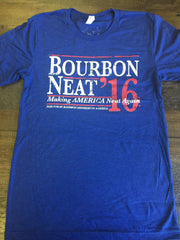 Bourbon Neat New Design - Bourbon Outfitters