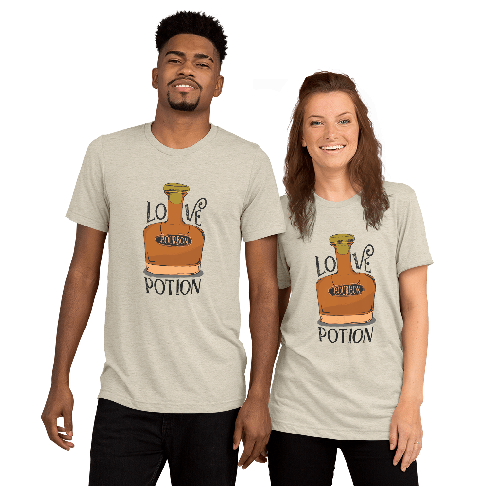 Bourbon Love Potion T-Shirt - Bourbon Outfitter