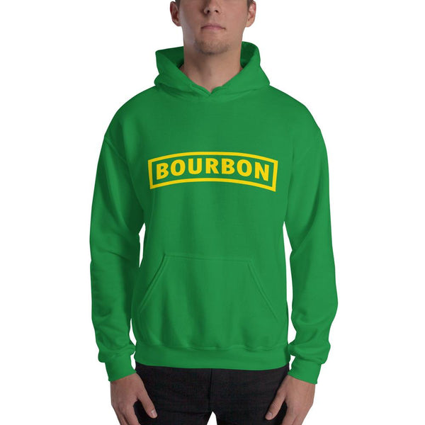 Bourbon Ranger Hooded Sweatshirt - Bourbon Outfitter