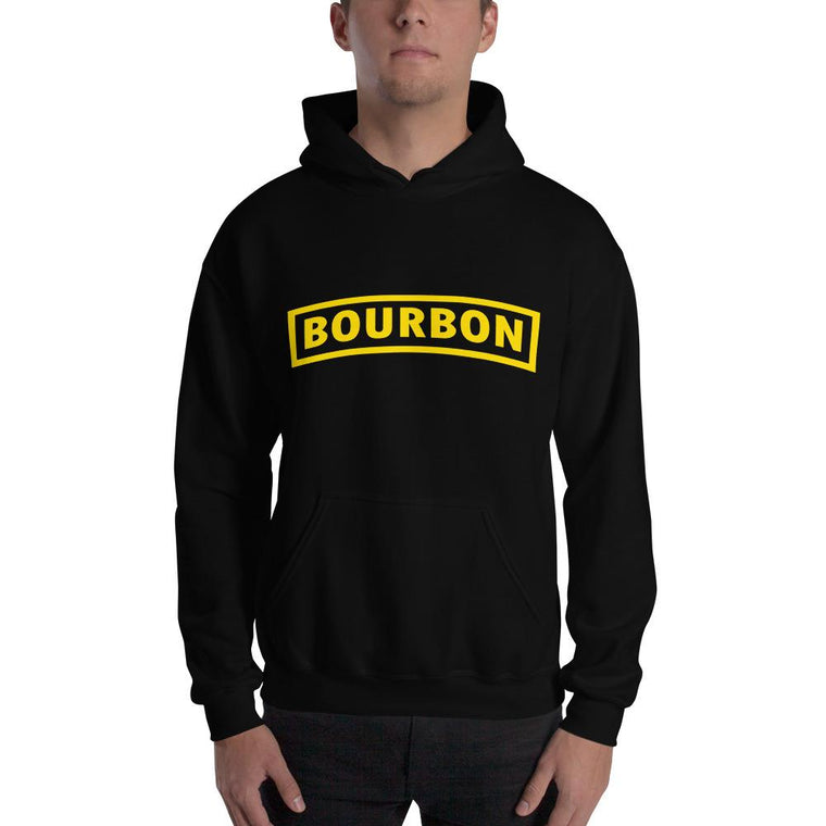Bourbon Ranger Hooded Sweatshirt