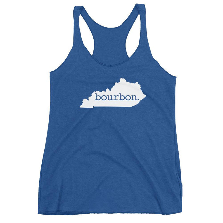 Kentucky Bourbon. - Women's Racerback Tank