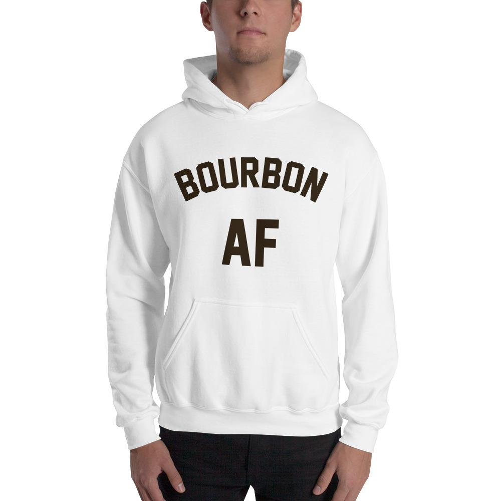 Bourbon AF Hooded Sweatshirt - Bourbon Outfitter
