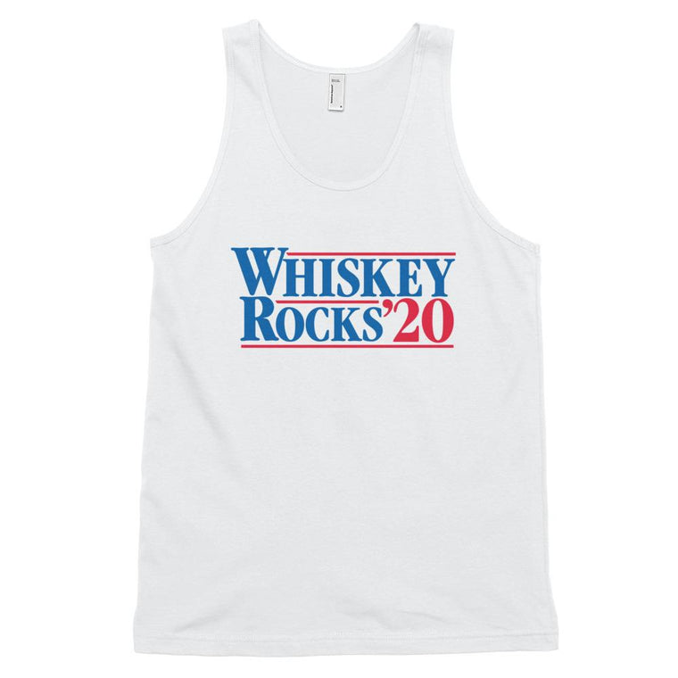 Whiskey Rocks 2020 - Classic Tank Top (unisex)