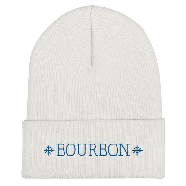 Bourbon Holiday - Cuffed Beanie - Bourbon Outfitter