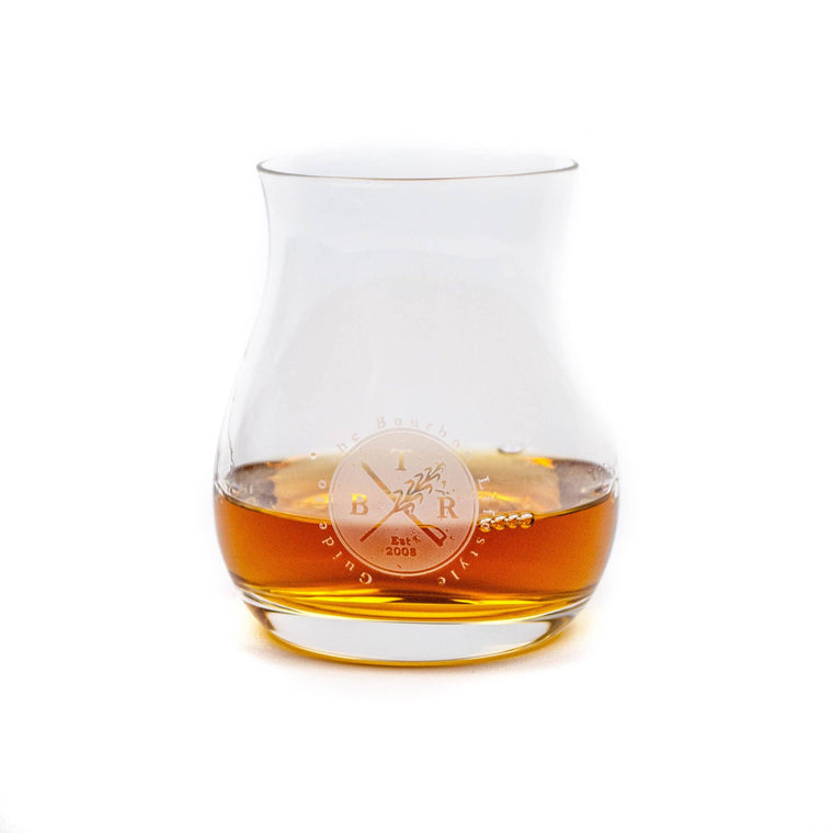 Bourbon Lifestyle Whisky Glencairn Glass