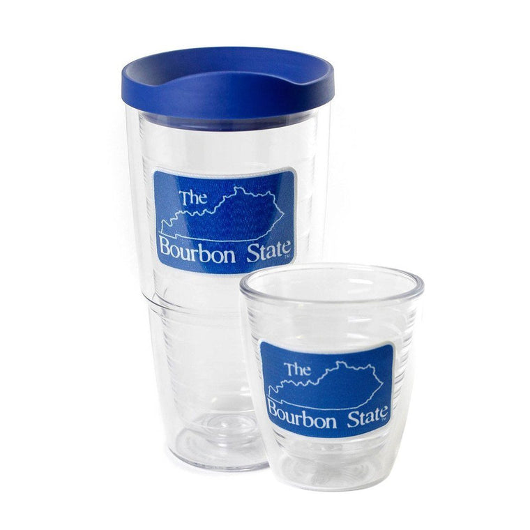 Bourbon State Tervis 24oz Travel Cup