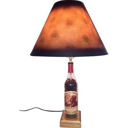 Rare Bourbon Bottle Desk Lamp