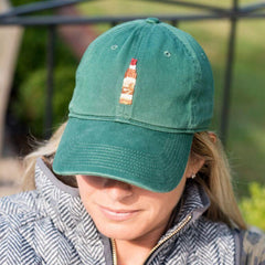 Needlepoint Ball Cap
