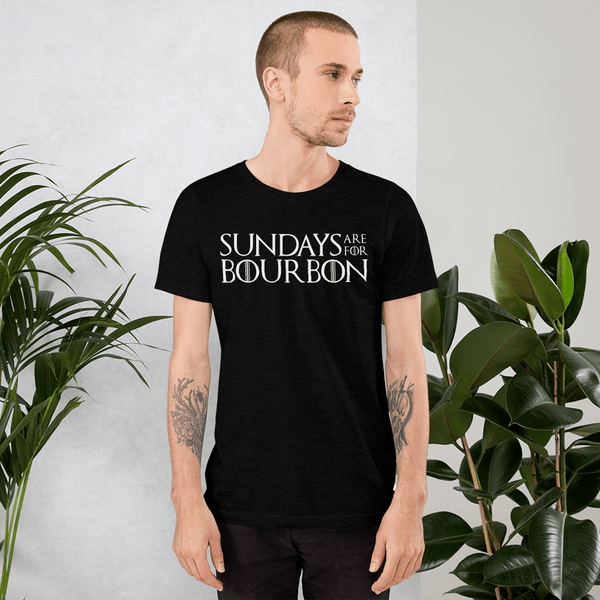 Sundays Are for Bourbon T-Shirt - Bourbon Outfitter