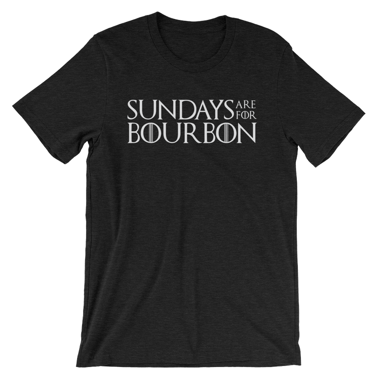 Sundays Are for Bourbon T-Shirt
