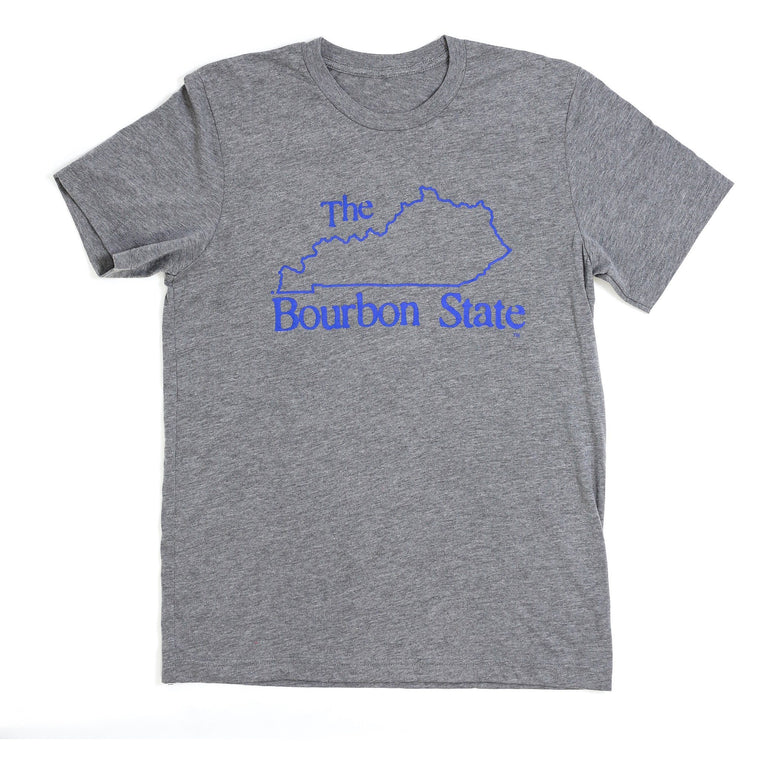 Bourbon State T-Shirt - Gray