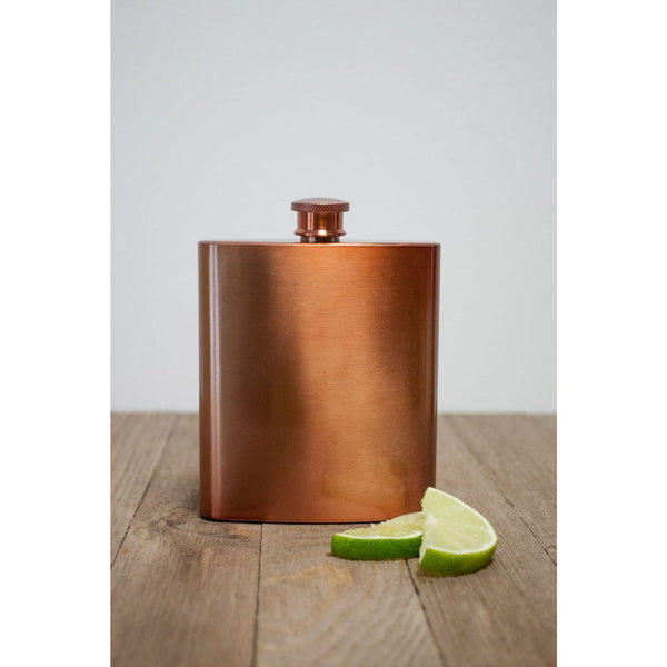 Copper Flask - Bourbon Outfitters
