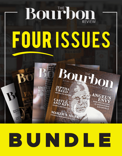 The Bourbon Review Magazine Archive - Custom 4 Issue Bundle - Bourbon Outfitter