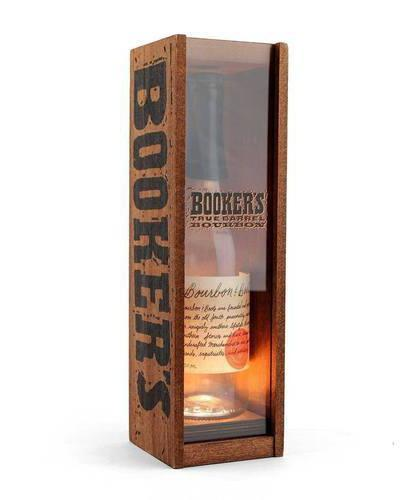 Booker's Bottle In Sales Box Handcrafted Table Lamp
