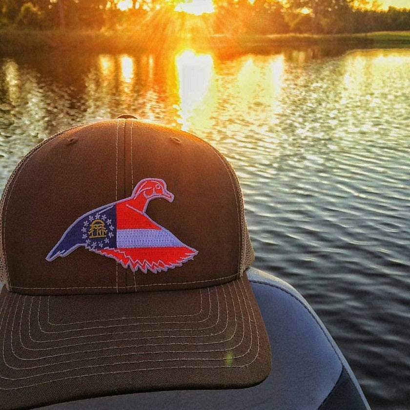 5332094c1384b Southern Headwear for the Proud Outdoorsman - Dixie Fowl Company