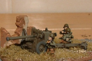 A601 57mm Anti Tank Gun & Crew