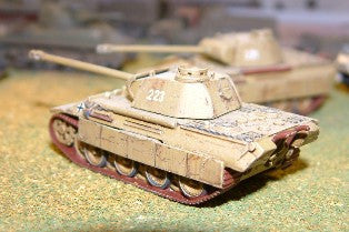 G501 Panzer V Panther Ausf A