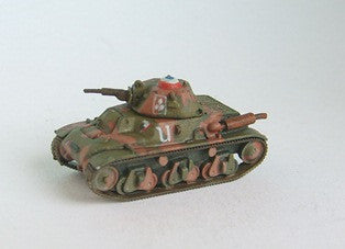 FR3 Hotchkiss H35 Light Tank