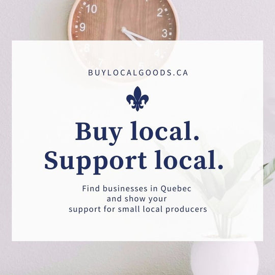 BUY LOCAL GOODS