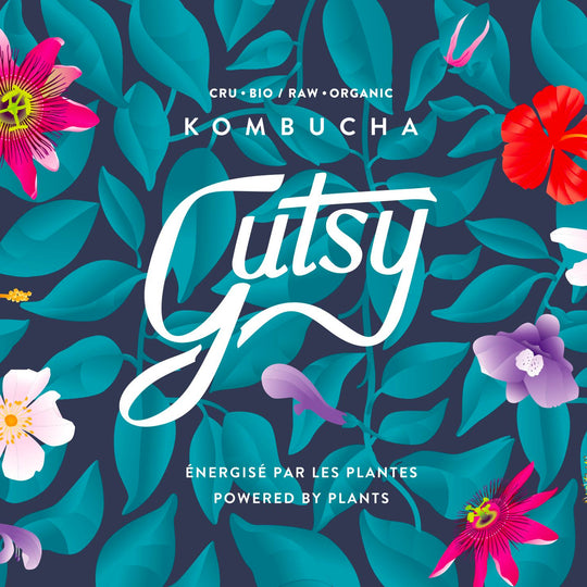 photo of Gutsy Kombucha