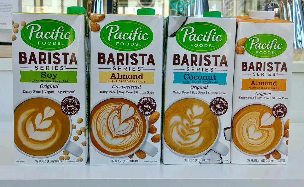 Pacific Foods milk