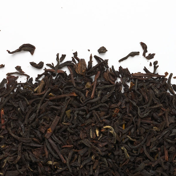 photo of camillia sinensis earl grey tea