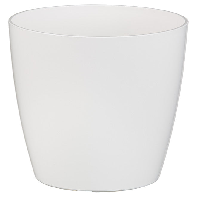 photo of white plastic pot