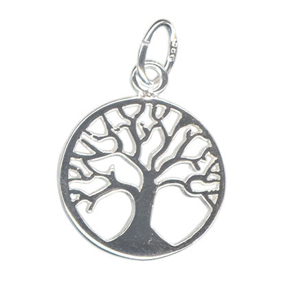 Like Branches On A Tree Sterling Silver Necklace