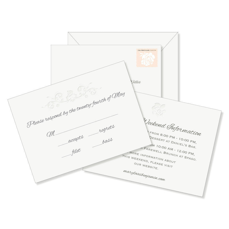 The Provence Info Cards