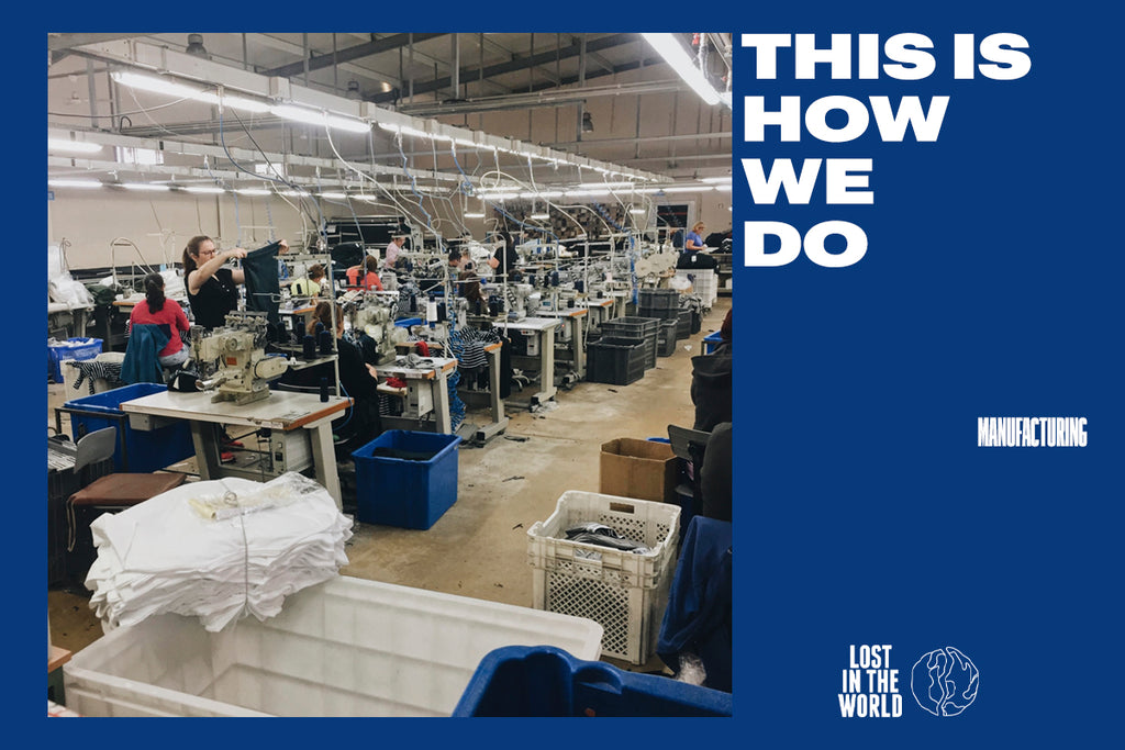 THIS IS HOW WE DO: Manufacturing