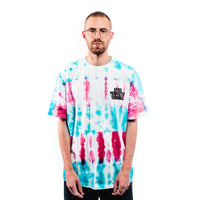 I Feel Perfectly Terrible T-shirt - Tie Dye