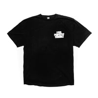 I Feel Perfectly Terrible T-shirt - Black