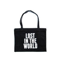 Brick Logo Shopping Bag