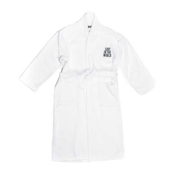 Logo Bath Robe