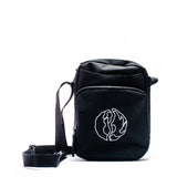Globe Logo Cross-Body Bag