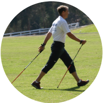 Nordic Walking PROFESSIONAL Coach Certification Seminar - Level 3
