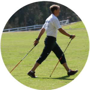 Nordic Walking & Hiking Outdoor Group Class (Member Discount)