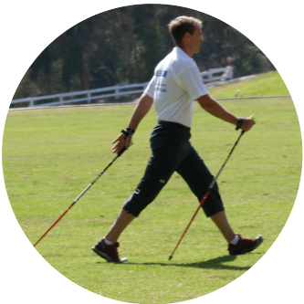 Nordic Walking & Hiking Outdoor Group Class