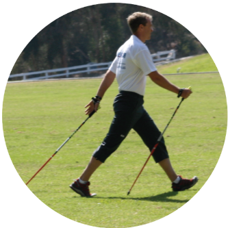Nordic Walking BASIC Coach Certification Seminar - Level 1 (Member Discount)