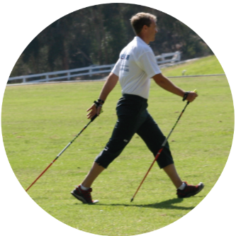 Nordic Walking Private Coaching