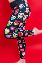 Load image into Gallery viewer, Owl Women's Activewear Leggings Regular Length